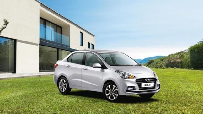 The 2020 Hyundai Xcent will come with an all-new front fascia. Instead of the multiple slat chrome grille, the second-gen variant gets a new form of the company's cascading grille with a honeycomb design.