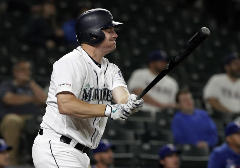 Jay Bruce traded from Mariners to NL East-leading Phillies
