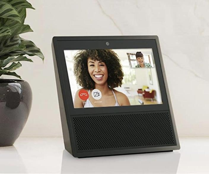 <p>The <span>Amazon Echo Show</span> ($65) makes any room it's in about 300 times smarter - and, of course, finally gives us the chance to have a screen alongside our voice-controlled devices. And did I mention it makes for the best karaoke? Because damn, does the music function make for the best karaoke, with scrolling lyrics for all of the songs in the Amazon Music library.</p>