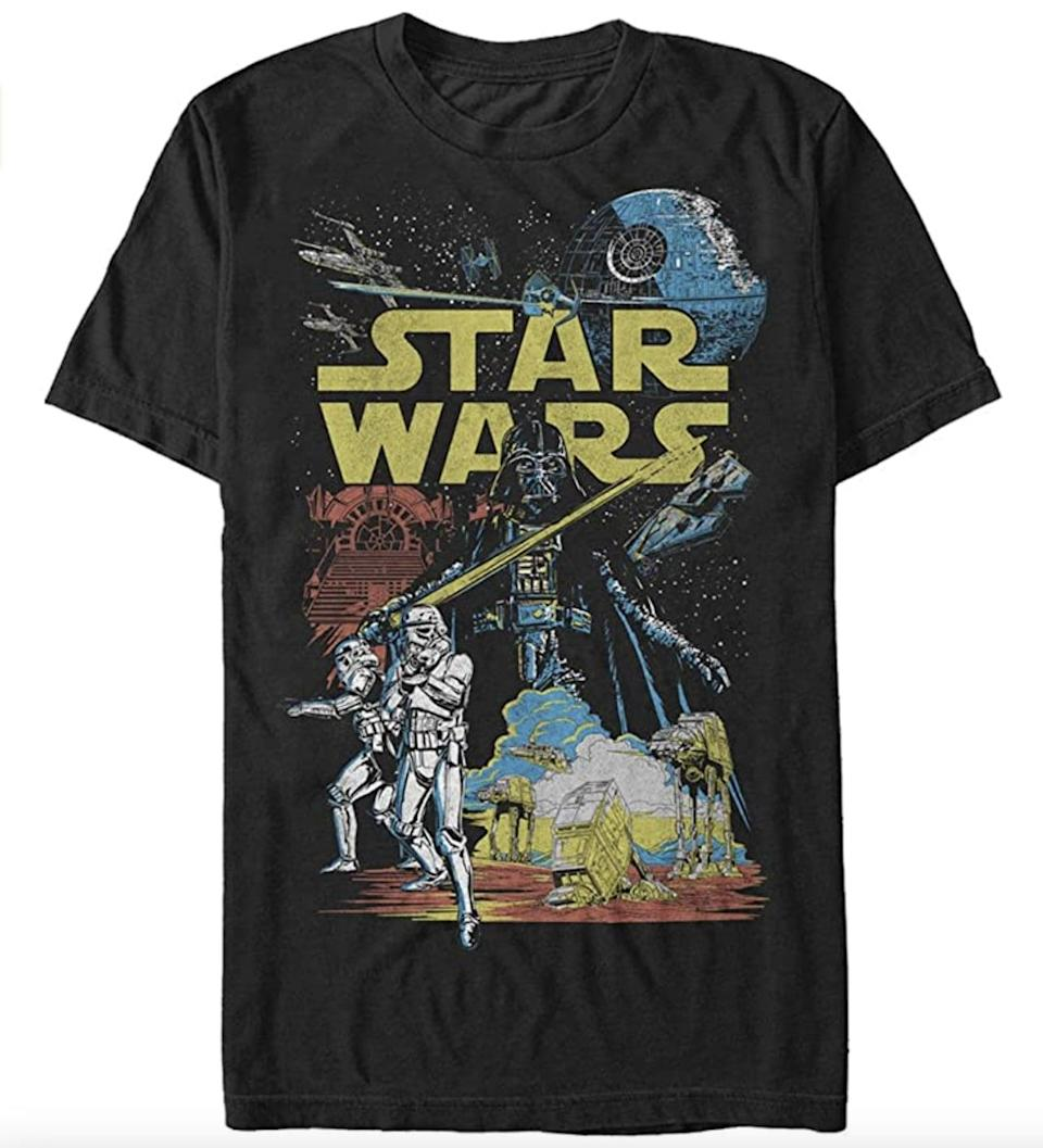 <p>This <span>Star Wars Rebel Classic Graphic T-Shirt</span> ($14 - $32) is so cool, it'll be worn on repeat.</p>