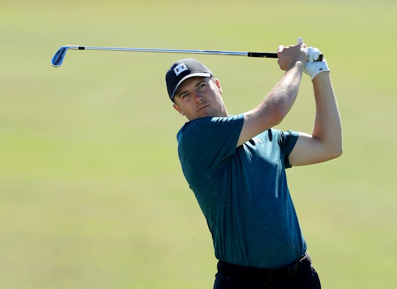 Jordan Spieth is searching for his first win in more than two years this week at the Farmers Insurance Open.
