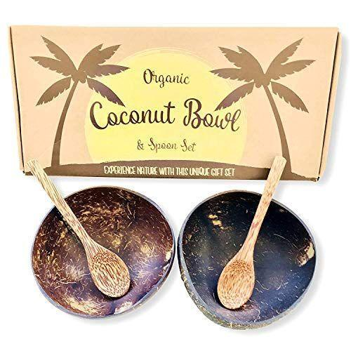 """<p><strong>Coco Soul Bowls</strong></p><p>amazon.com</p><p><strong>$14.99</strong></p><p><a href=""""https://www.amazon.com/dp/B07215TZH8?tag=syn-yahoo-20&ascsubtag=%5Bartid%7C10049.g.36163295%5Bsrc%7Cyahoo-us"""" rel=""""nofollow noopener"""" target=""""_blank"""" data-ylk=""""slk:SHOP NOW"""" class=""""link rapid-noclick-resp"""">SHOP NOW</a></p><p>Açai bowls just got even more aesthetically pleasing because of these trendy coconut bowls. (Yep, didn't think it would be possible either). </p>"""