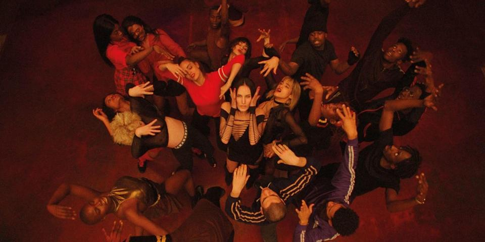 Gaspar Noe's Climax is out this Friday