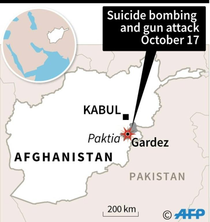 20 killed, 70 wounded in deadly twin bombing in Afghanistan