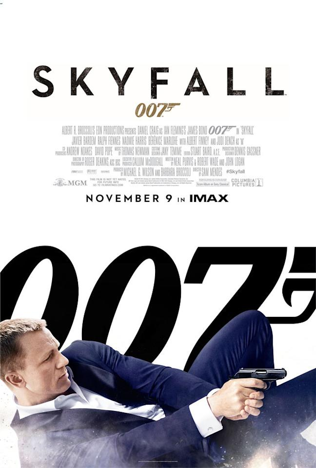 """""""Skyfall"""" from """"Skyfall"""" Music and Lyric by Adele Adkins and Paul Epworth"""