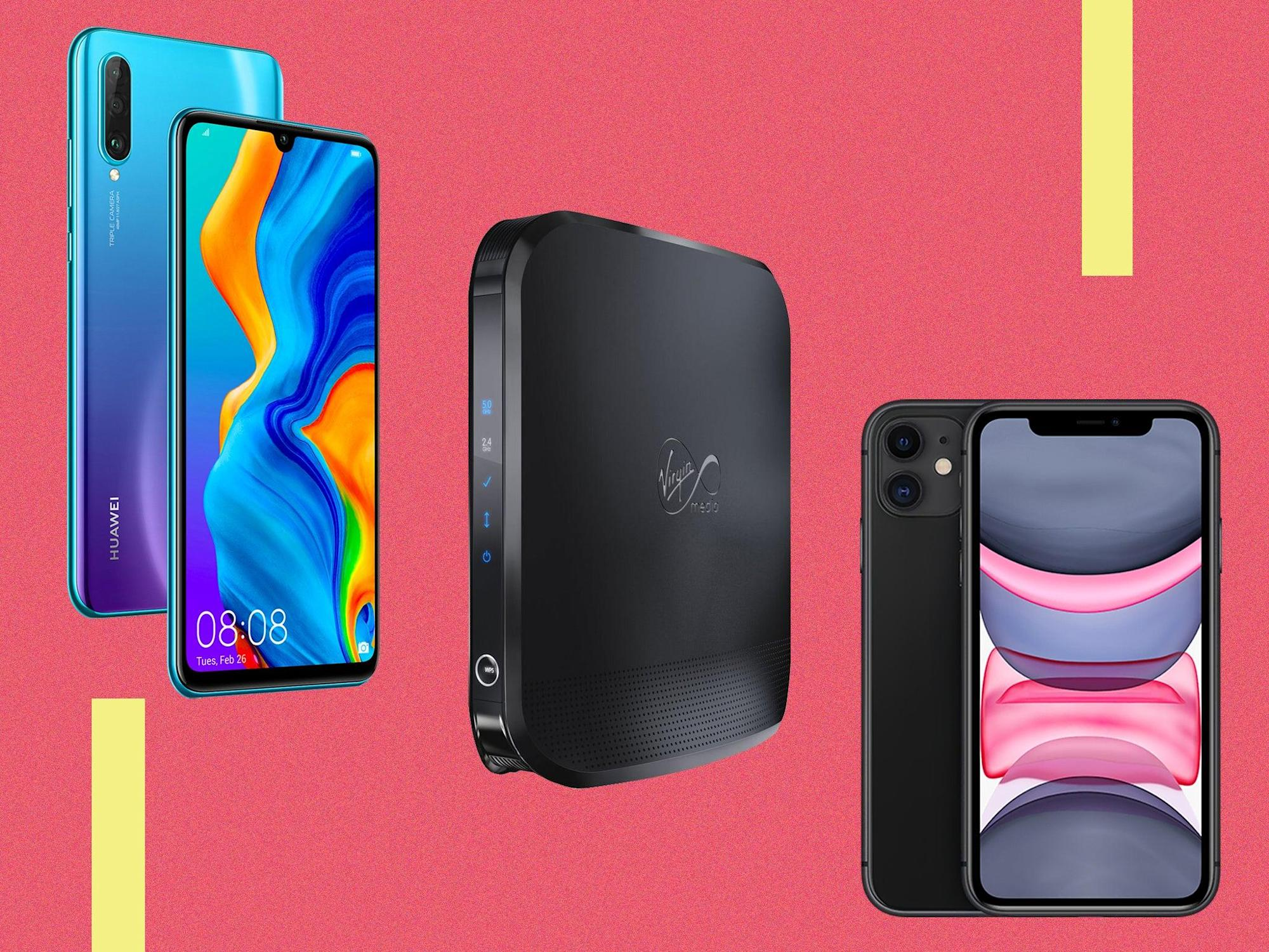 Virgin Media Black Friday deals: Best offers on TV, broadband and phone packages