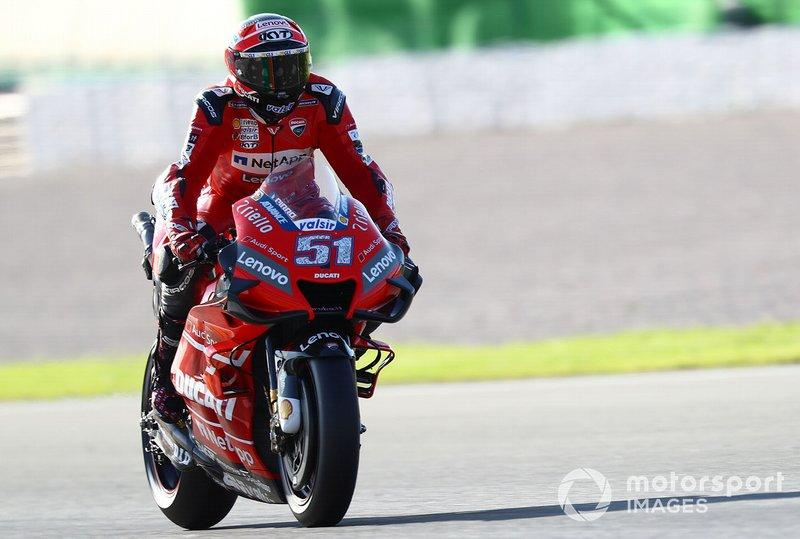 "Michele Pirro - Ducati<span class=""copyright"">Gold and Goose / Motorsport Images</span>"