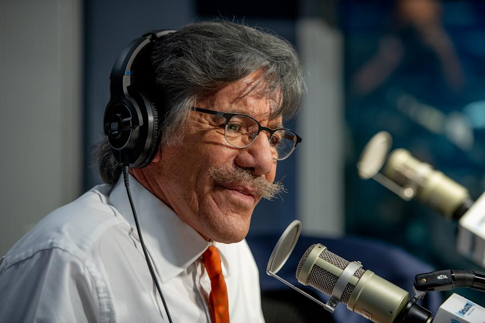 Fox News personality Geraldo Rivera took to Twitter to call out vaccinated people who encourage anti-vaxxers to