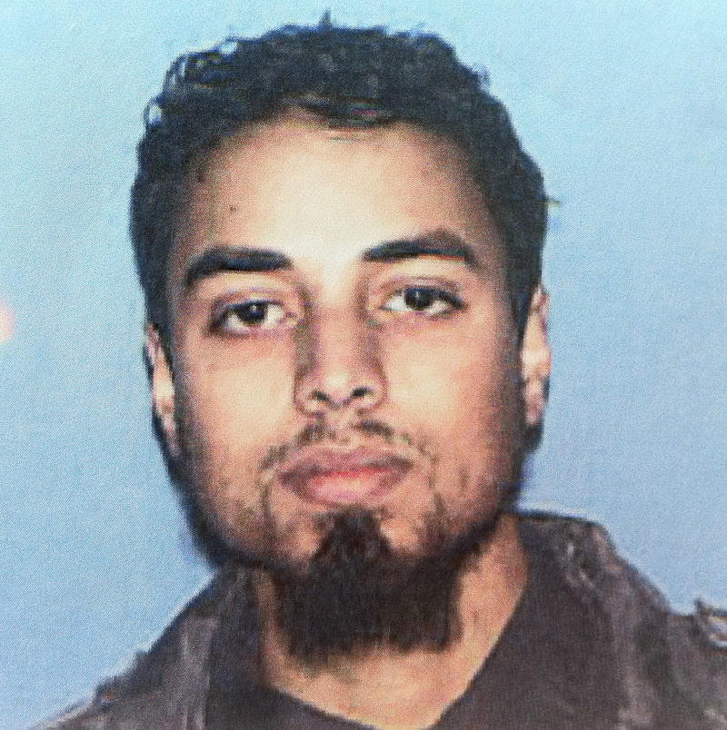 This undated Massachusetts driver license photo obtained by WBZ-TV in Boston shows Rezwan Ferdaus of Ashland, Mass., arrested Wednesday, September 28, 2011 in Framingham, Mass. He was charged Wednesday in federal court in Worcester, Mass., with plotting to blow up the Pentagon and the U.S. Capitol using remote-controlled airplanes filled with explosives. (AP Photo/Courtesy WBZ-TV, Boston) MANDATORY CREDIT. TV OUT. TV WEBSITES OUT.