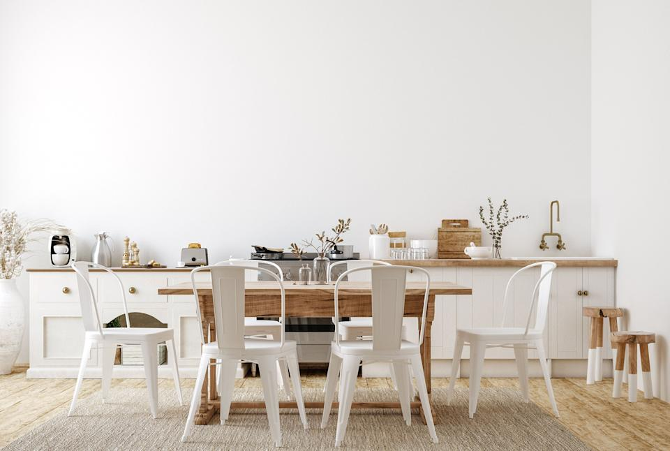 Take the farm indoors with these farmhouse finds for your home. (Photo: Artjafara via Getty Images)