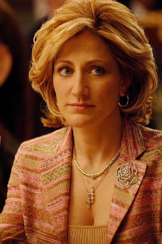 """2007 Emmy Awards: <a href=""""/edie-falco/contributor/28873"""">Edie Falco</a> nominated for Lead Actress (Drama) for her role as Carmela Soprano in <a href=""""/the-sopranos/show/218"""">The Sopranos</a>."""