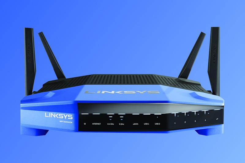 Linksys' latest WRT device is the fastest wireless dual-band router on the market
