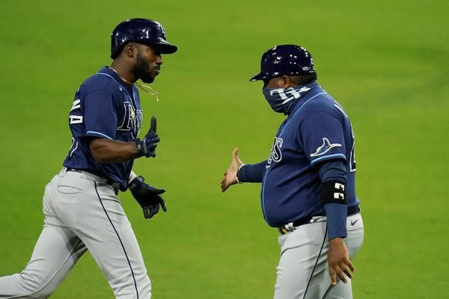Arozarena shines again, but Rays can't finish Astros in ALCS