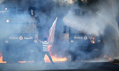 Bahrain Clashes Erupt After Funeral March