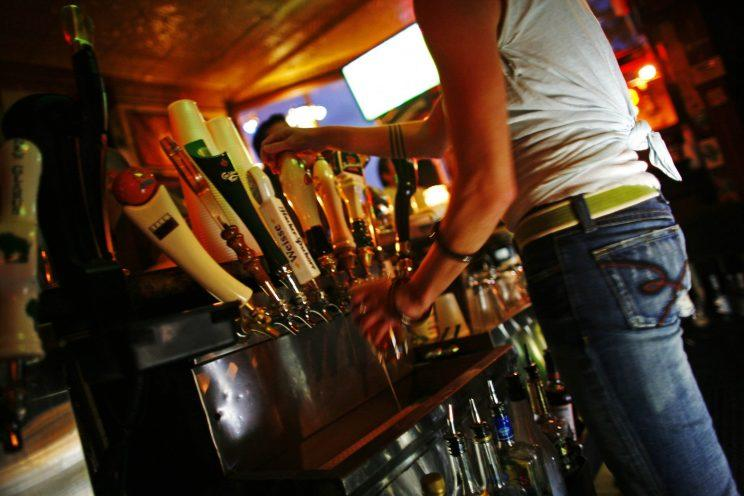 Grassroots tools to reduce sexual assault in bars are cropping up across Canada. Photo from Getty Images