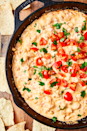 """<p>Hot Italian sausage gives this cheesy dip a kick.</p><p>Get the recipe from <a href=""""https://www.delish.com/cooking/recipe-ideas/a25835685/sausage-dip-recipe/"""" rel=""""nofollow noopener"""" target=""""_blank"""" data-ylk=""""slk:Delish"""" class=""""link rapid-noclick-resp"""">Delish</a>. </p>"""