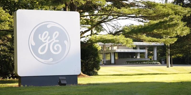 General Electric building in Connecticut