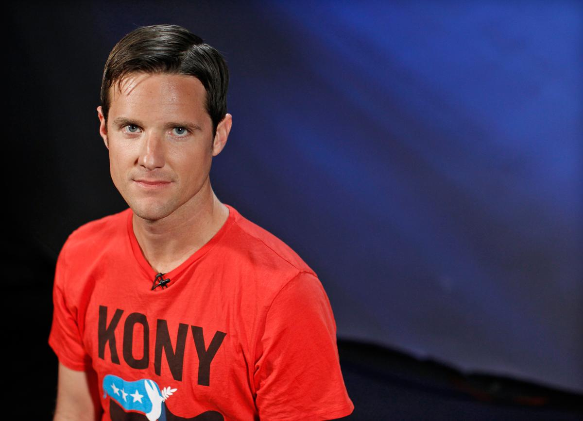 "Jason Russell, maker of viral documentary ""Kony 2012"" on Ugandan guerrilla leader Joseph Kony, was found wandering naked in March during a psychotic episode apparently brought on by criticism of the film. (Brendan McDermid/Reuters)"