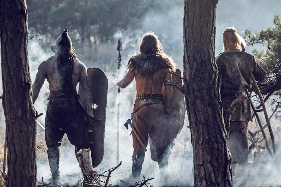 """In Old Norse, an old Scandinavian language, the word appears as """"vikingr"""", which designates a person, while """"viking"""" designates a practice."""
