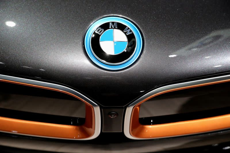 BMW ramps up electric car motor output at Bavaria plant