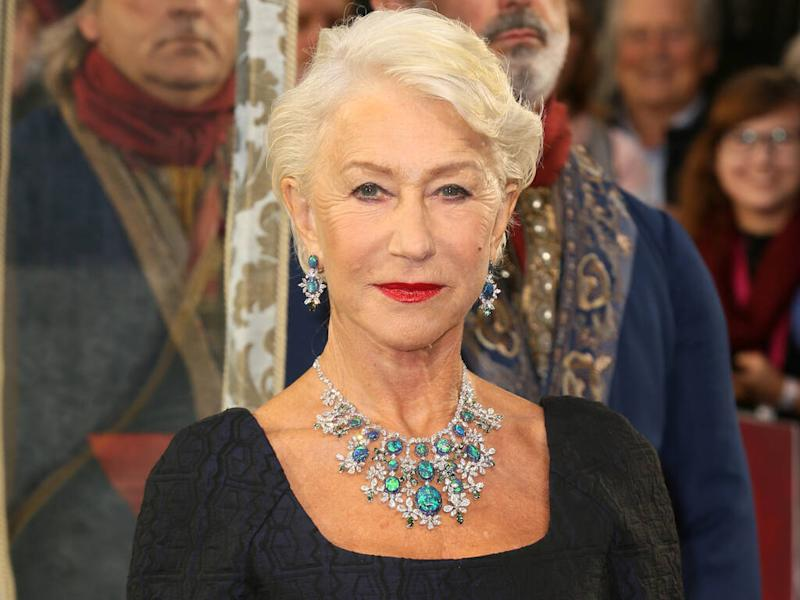 Helen Mirren 'struggled to talk to people' due to Russian upbringing