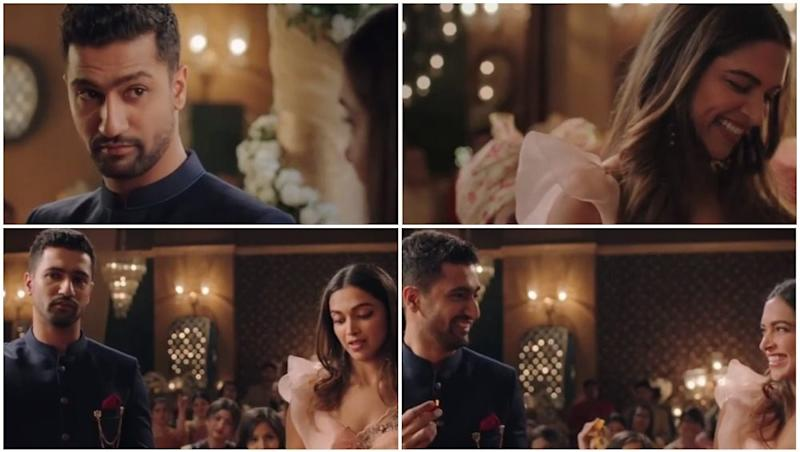 Deepika Padukone and Vicky Kaushal's This Viral Video Is Making Us Say 'Someone Please Cast Them Together'