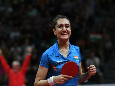 Commonwealth Games 2018 table tennis star Manika Batra to work more on her fitness 'to beat the top players'