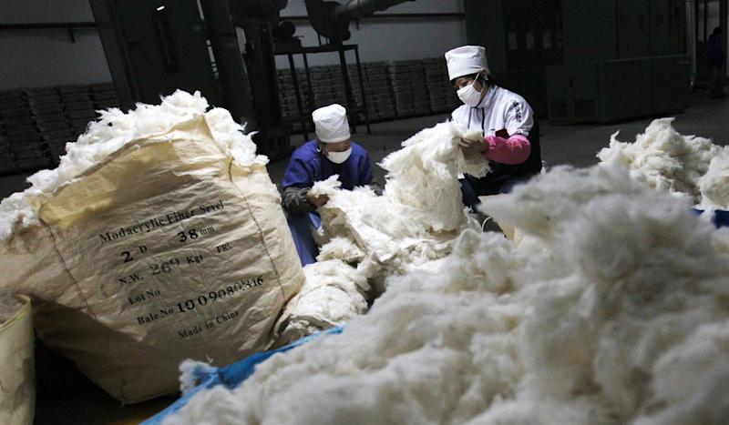 The double threat to China's cotton industry: warmer weather and the hungry mirid bug