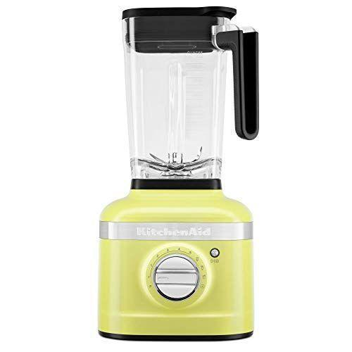 """<p><strong>KitchenAid</strong></p><p>amazon.com</p><p><strong>$269.00</strong></p><p><a href=""""https://www.amazon.com/dp/B08M5W4XMD?tag=syn-yahoo-20&ascsubtag=%5Bartid%7C10055.g.29535920%5Bsrc%7Cyahoo-us"""" rel=""""nofollow noopener"""" target=""""_blank"""" data-ylk=""""slk:Shop Now"""" class=""""link rapid-noclick-resp"""">Shop Now</a></p><p>KitchenAid's K400 Variable Speed Blender is a must-have for chefs and cooks. The picture-perfect product turns ice into snow within seconds. While its main use is to prep your frozen beverages, the blender crushed a pound of walnuts into powder in just <em>nine seconds</em>. Cool off with smoothies, margaritas and milkshakes in a super-smooth consistency (even kale and chia seeds won't stand a chance!).</p>"""