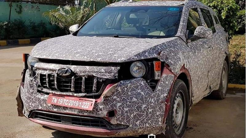 2021 Mahindra XUV500 to come with advanced driver assistance system