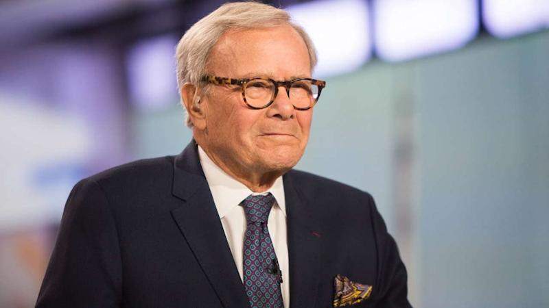 Tom Brokaw and Wife Escape Fire in Their New York City Apartment Building on New Year's Eve