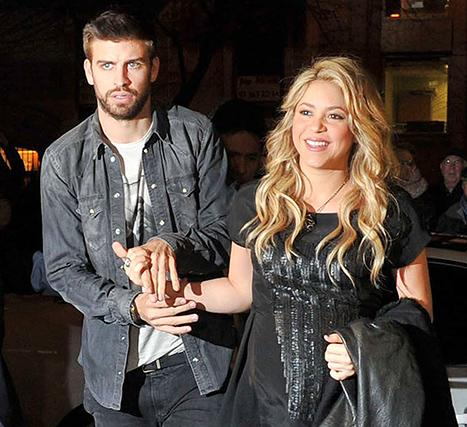 "Shakira's Boyfriend Gerard Pique Doesn't Allow Her to Make Music Videos With Men, ""He's Very Territorial"""