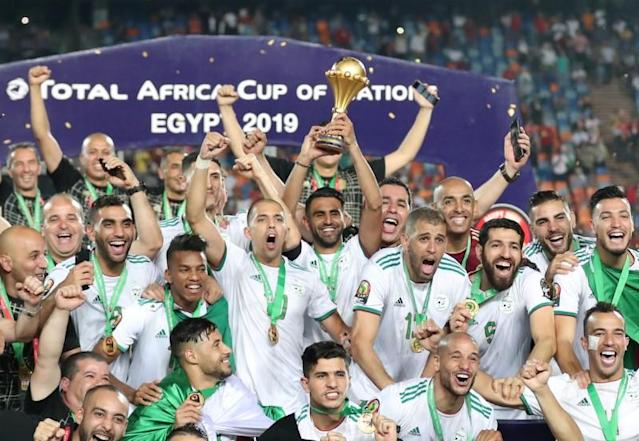 FILE PHOTO: Africa Cup of Nations 2019 - Final - Senegal v Algeria