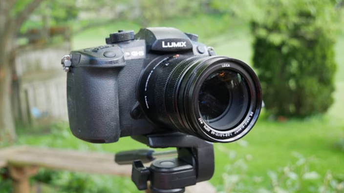 Best photo gifts of 2020: Panasonic Lumix GH5 4K Digital Camera