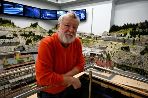 Antun Urbic, also known as Backo, has turned his lifelong passion into an impressive model railways museum in Zagreb