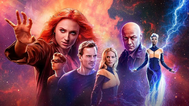 X-Men: Dark Phoenix. (Credit: Fox/Disney)