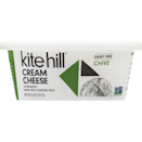 "<p><strong>Kite Hill</strong></p><p>instacart.com</p><p><strong>$7.99</strong></p><p><a href=""https://go.redirectingat.com?id=74968X1596630&url=https%3A%2F%2Fwww.instacart.com%2Fproducts%2F2570890-kite-hill-cream-cheese-dairy-free-chive-8-oz&sref=https%3A%2F%2Fwww.goodhousekeeping.com%2Ffood-products%2Fg35886676%2Fbest-vegan-food-products%2F"" rel=""nofollow noopener"" target=""_blank"" data-ylk=""slk:Shop Now"" class=""link rapid-noclick-resp"">Shop Now</a></p><p><strong>A top-performer in the <a href=""https://www.goodhousekeeping.com/food-products/g32495356/best-vegan-cheese-brands/"" rel=""nofollow noopener"" target=""_blank"" data-ylk=""slk:Good Housekeeping Test Kitchen"" class=""link rapid-noclick-resp"">Good Housekeeping Test Kitchen</a>, this chive dairy-free cream cheese alternative features a perfect blend of chives and white pepper. </strong>Almond milk is the first ingredient, and a two-tablespoon serving only has 60 calories. Their <a href=""https://go.redirectingat.com?id=74968X1596630&url=https%3A%2F%2Fwww.instacart.com%2Fproducts%2F19600787-kite-hill-cream-cheese-everything-8-oz&sref=https%3A%2F%2Fwww.goodhousekeeping.com%2Ffood-products%2Fg35886676%2Fbest-vegan-food-products%2F"" rel=""nofollow noopener"" target=""_blank"" data-ylk=""slk:everything cream cheese"" class=""link rapid-noclick-resp"">everything cream cheese</a> alternative is a hit as well, perfect on a bagel or slice of toast.</p>"