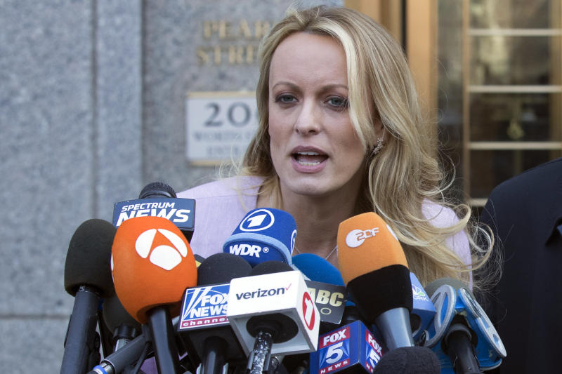Company offers to drop Stormy Daniels' hush-money agreement