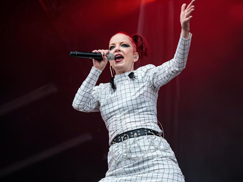 Shirley Manson: 'I've suffered imposter syndrome my whole life': Rex
