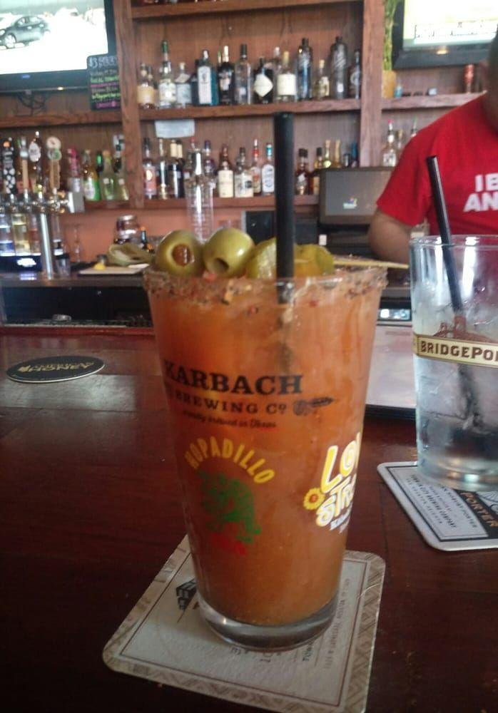 """<p><a href=""""http://www.yelp.com/biz/underdogs-pub-houston"""" rel=""""nofollow noopener"""" target=""""_blank"""" data-ylk=""""slk:Underdogs Pub"""" class=""""link rapid-noclick-resp"""">Underdogs Pub</a>, Houston</p><p>""""Super laid back, fun bar. Extra dog friendly, a huge beer selection, friendly bartenders, and a wide variety of infusions. Would definitely recommend."""" - Yelp user <a href=""""https://www.yelp.com/user_details?userid=vJMZr0btvi8Xszv1EuSbEw"""" rel=""""nofollow noopener"""" target=""""_blank"""" data-ylk=""""slk:Valerir W."""" class=""""link rapid-noclick-resp"""">Valerir W.</a></p>"""