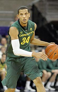 Devoe Joseph and Oregon have won eight of their last 10 games