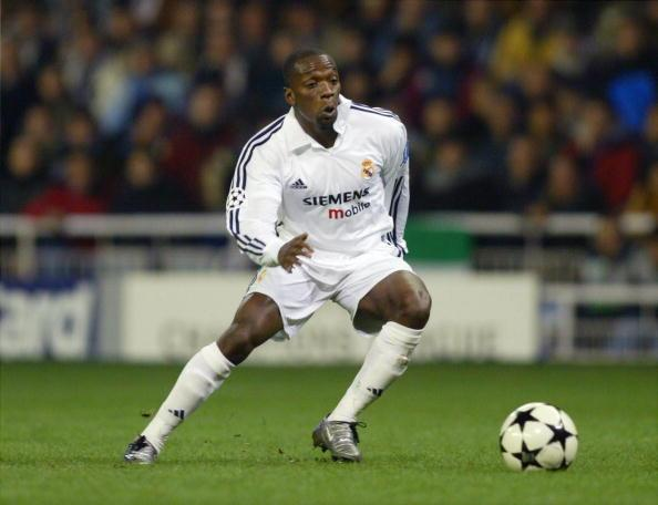 Claude Makelele - Real Madrid