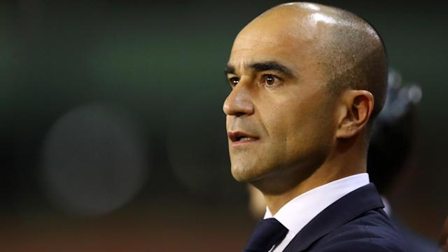 Roberto Martinez rued Belgium's performance after their defeat to Switzerland in the Nations League.