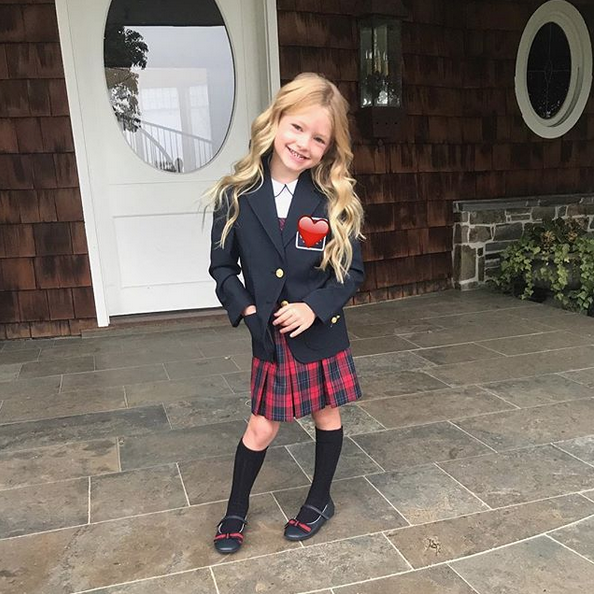 "<p>""Picture Day #MAXIDREW #6amCurls,"" the singer captioned this adorable shot of her little girl, who was all primped and ready for her call time. (Photo: <a href=""https://www.instagram.com/p/BZO_3j4ADWI/?taken-by=jessicasimpson"" rel=""nofollow noopener"" target=""_blank"" data-ylk=""slk:Jessica Simpson via Instagram"" class=""link rapid-noclick-resp"">Jessica Simpson via Instagram</a>) </p>"
