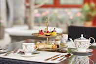 <p>What's better than tea in the winter? Tea <em>and scones</em> in the winter. Plan a fancy afternoon of high tea for you and your bae...pinkies up!</p>