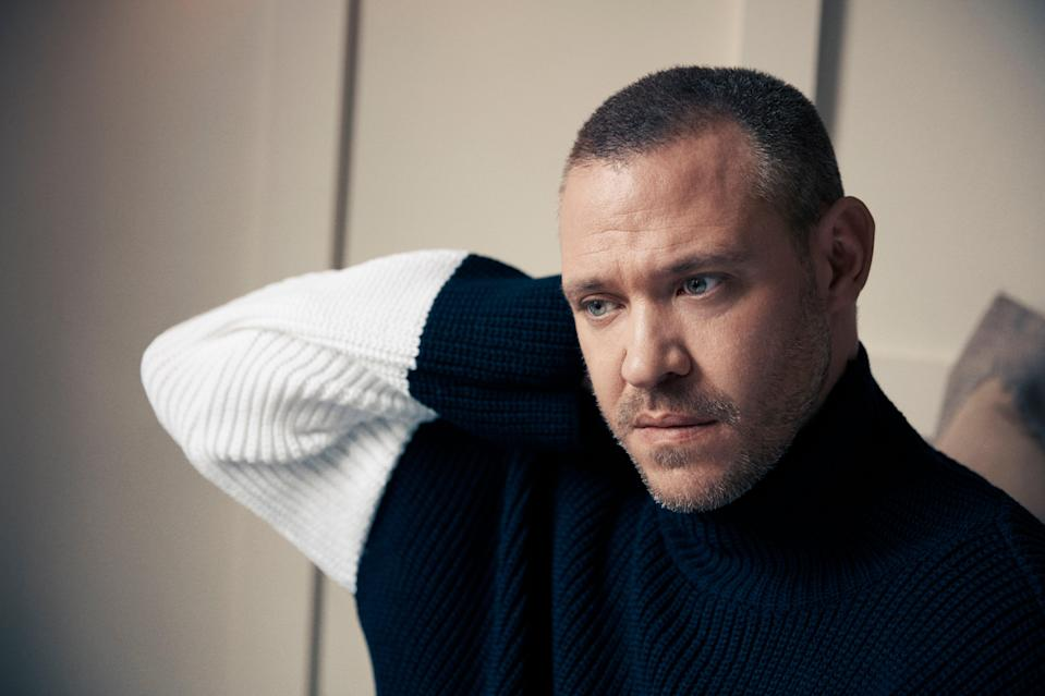<p>Will Young will judge the young adult category of our What's Your Story? writing competition</p> (Matt Holyoak)