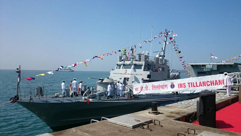 Indian Navy augments firepower on the West coast with fast attack craft INS Tillanchang