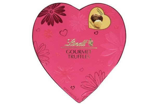 Valentines Candy Ranked Lindt Gourmet