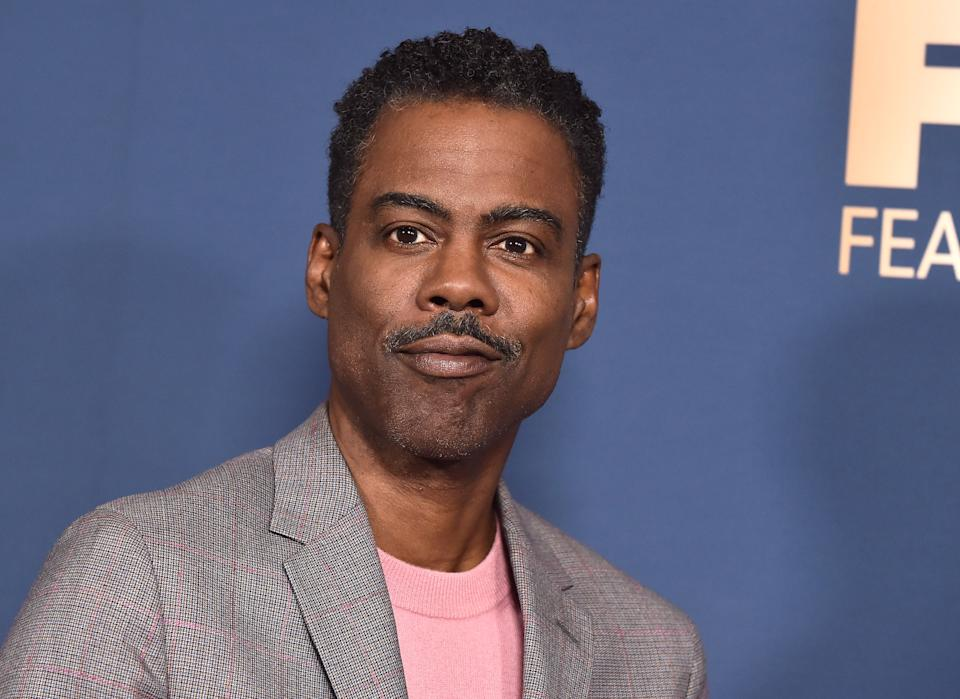 Chris Rock calls out President Trump and Democrats, including Nancy Pelosi, for their role in the pandemic.