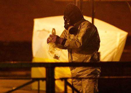 U.K. to ask Russia to extradite nerve agent attack suspects